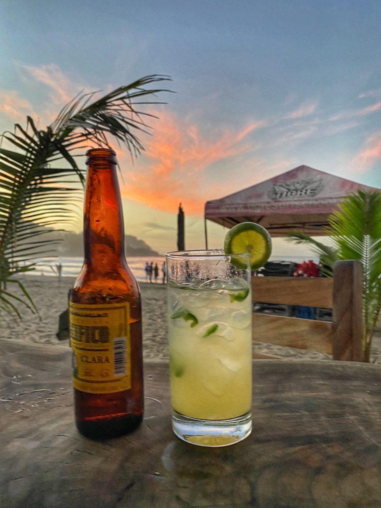Sayulita best beach bars