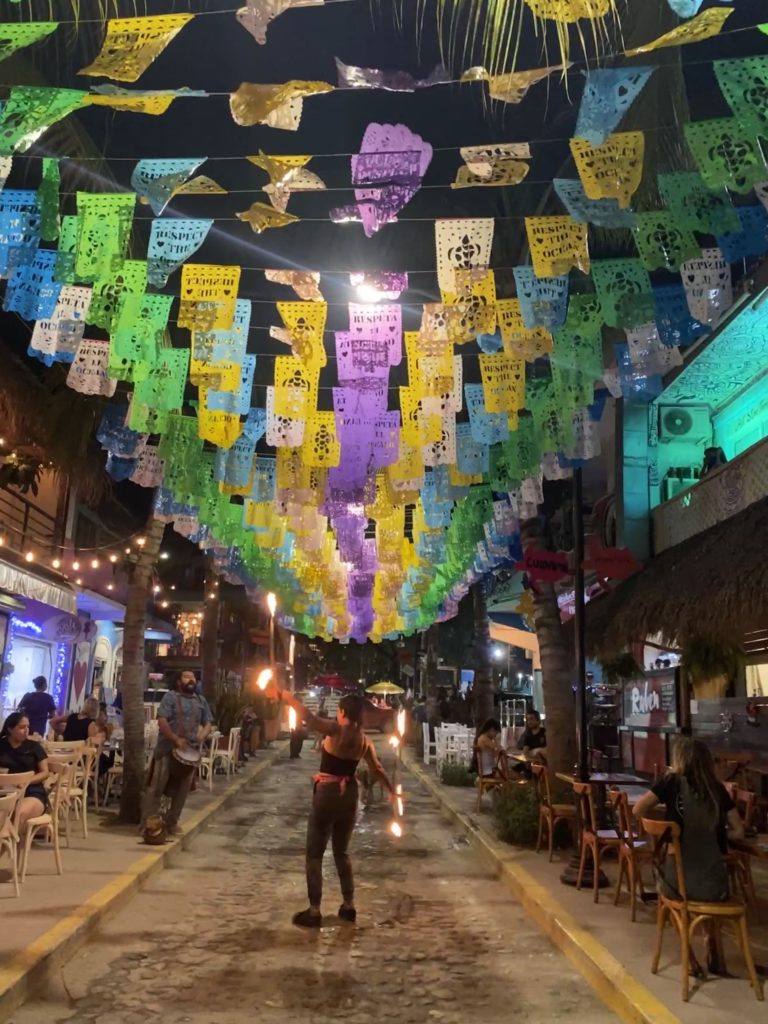 Sayulita best things to do flag street 5