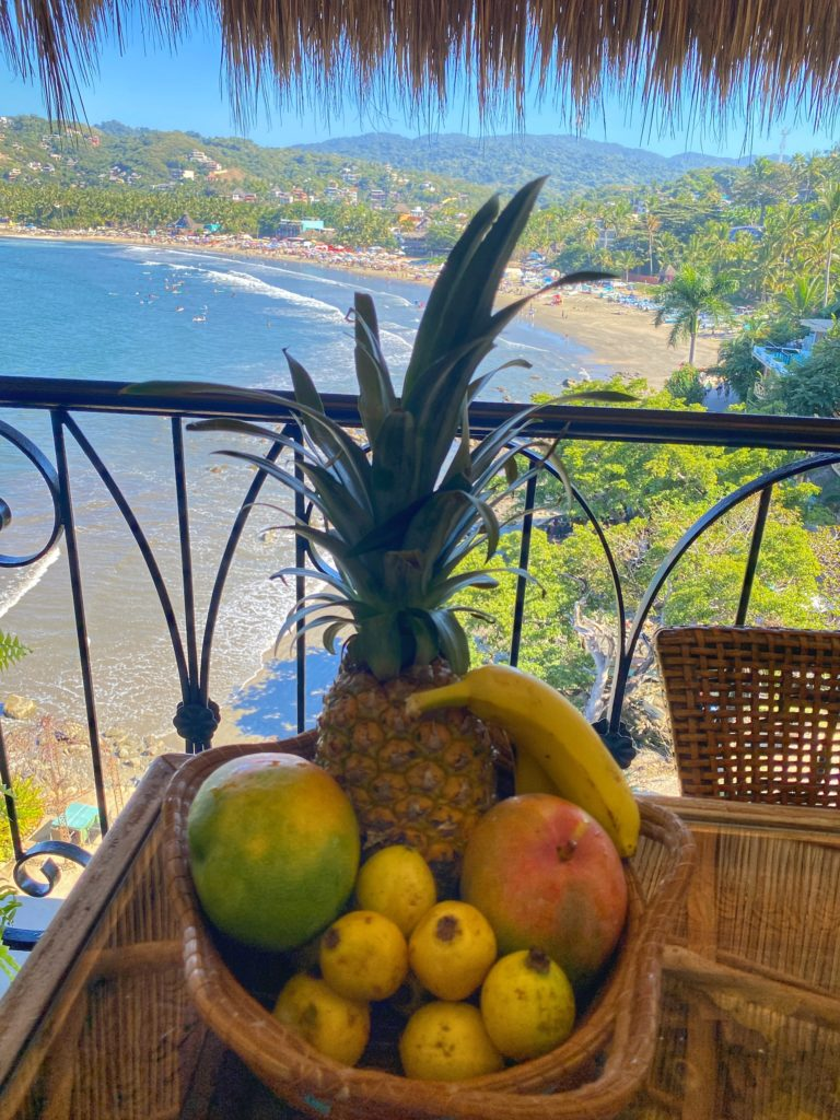 Sayulita fruit market and farmers market