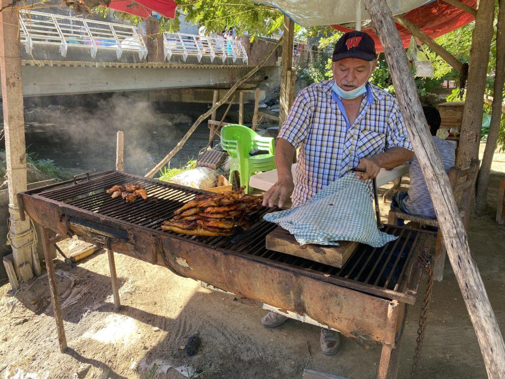 Sayulita street food restaurants 2