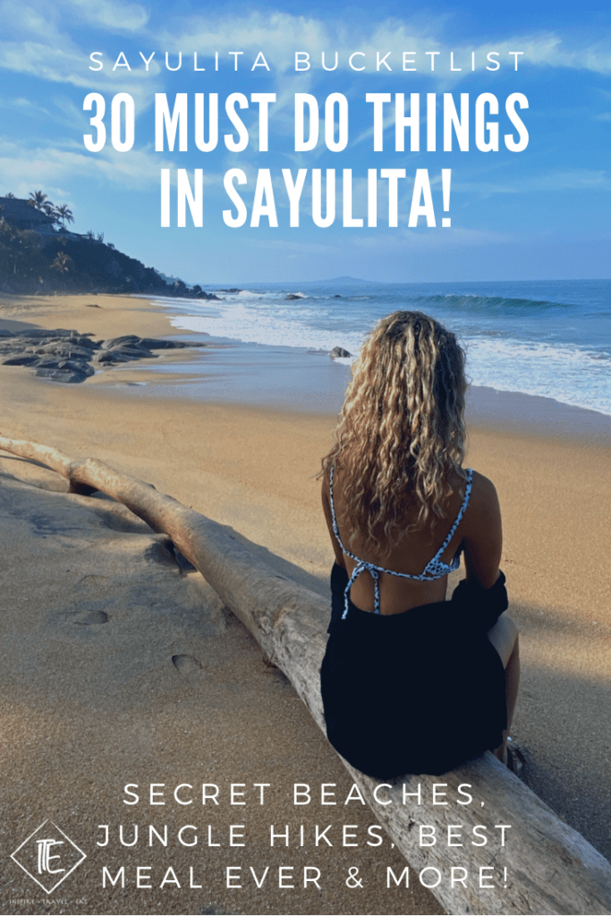 best things to do in Sayulita bucket list 2