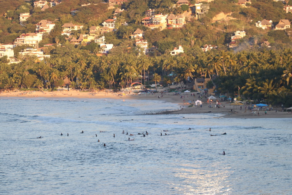 sayulita surfing surf school learn to surf