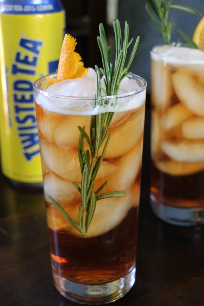 Best Whiskey Iced tea recipe twisted tea 4