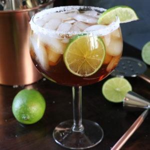 Best Iced Tea Margarita Cocktail recipe Twisted tea