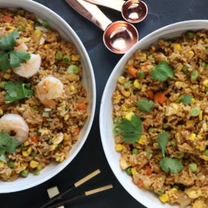 Best easy fried rice recipe