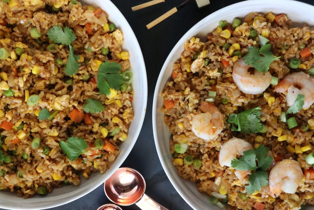 Best easy fried rice recipe