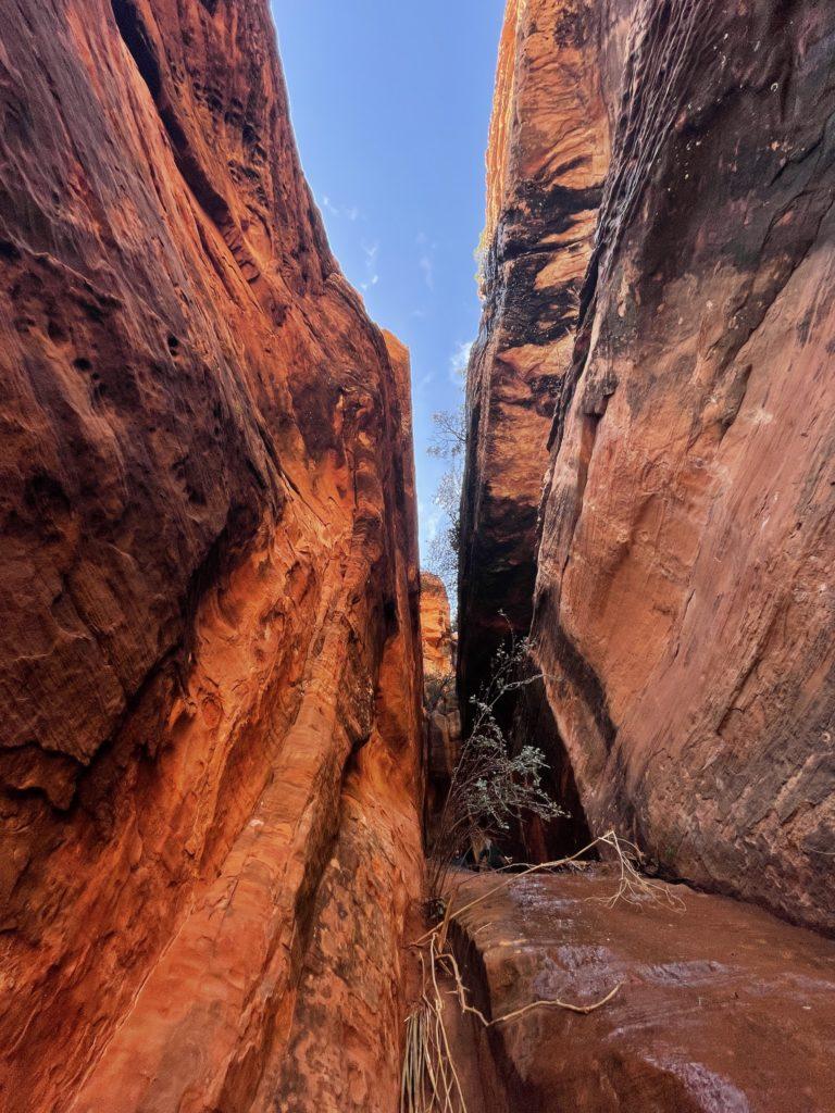 Subway Cave Trail Hike Boynton Canyon Sedona