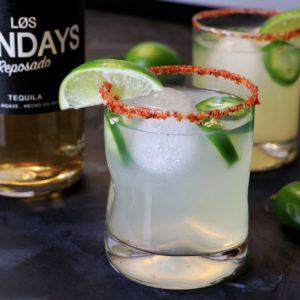 Best Spicy Margarita Recipe