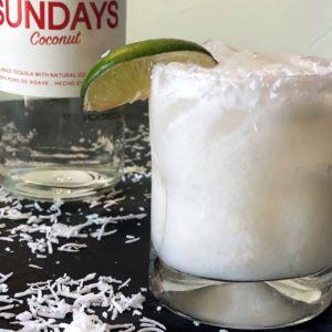Easy Coconut Margarita Recipe