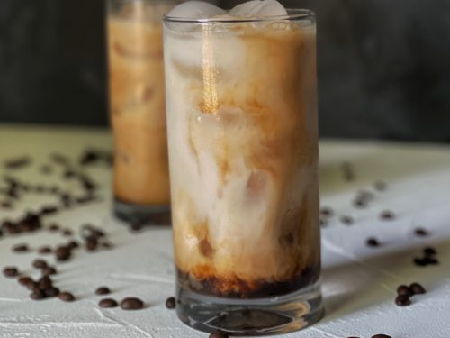Protein Iced Latte Recipe