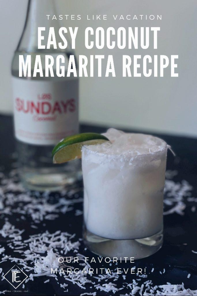 Best Coconut Margarita Recipe