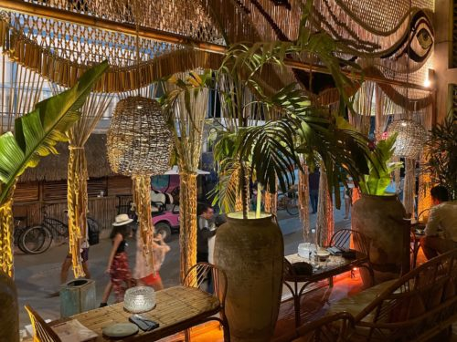 Best restaurant in Holbox Mexico