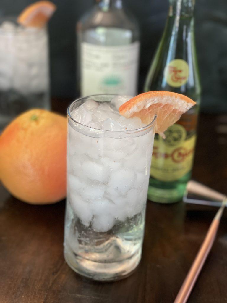 Grapefruit Ranch Water Recipe Paloma