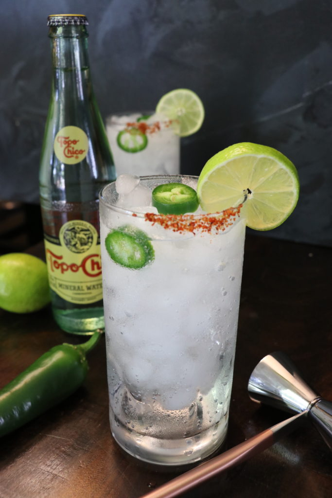 Spicy Ranch Water Recipe